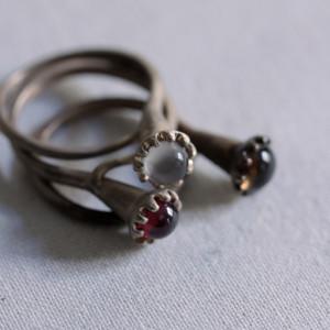 anelli trombetta tris