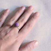anello graniglia medio_Indossato