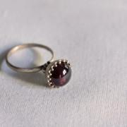 anello graniglia medio_granato