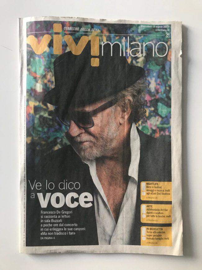 Pubblicazione su Vivimilano