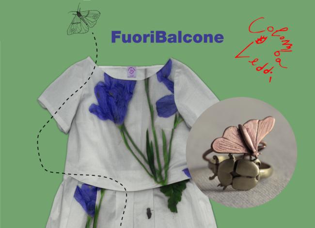 FuoriBalcone – Colomba Leddi